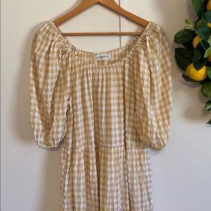 CJLA Peony dress